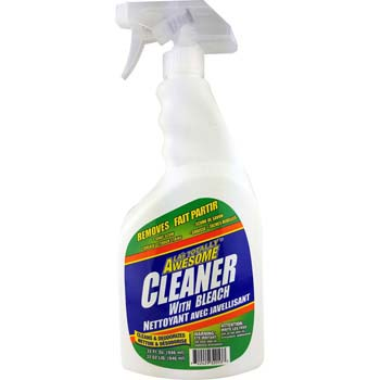 Cleaner with Bleach