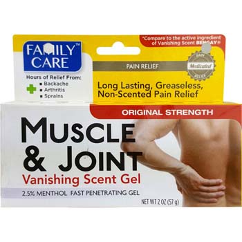 Muscle & Joint Gel