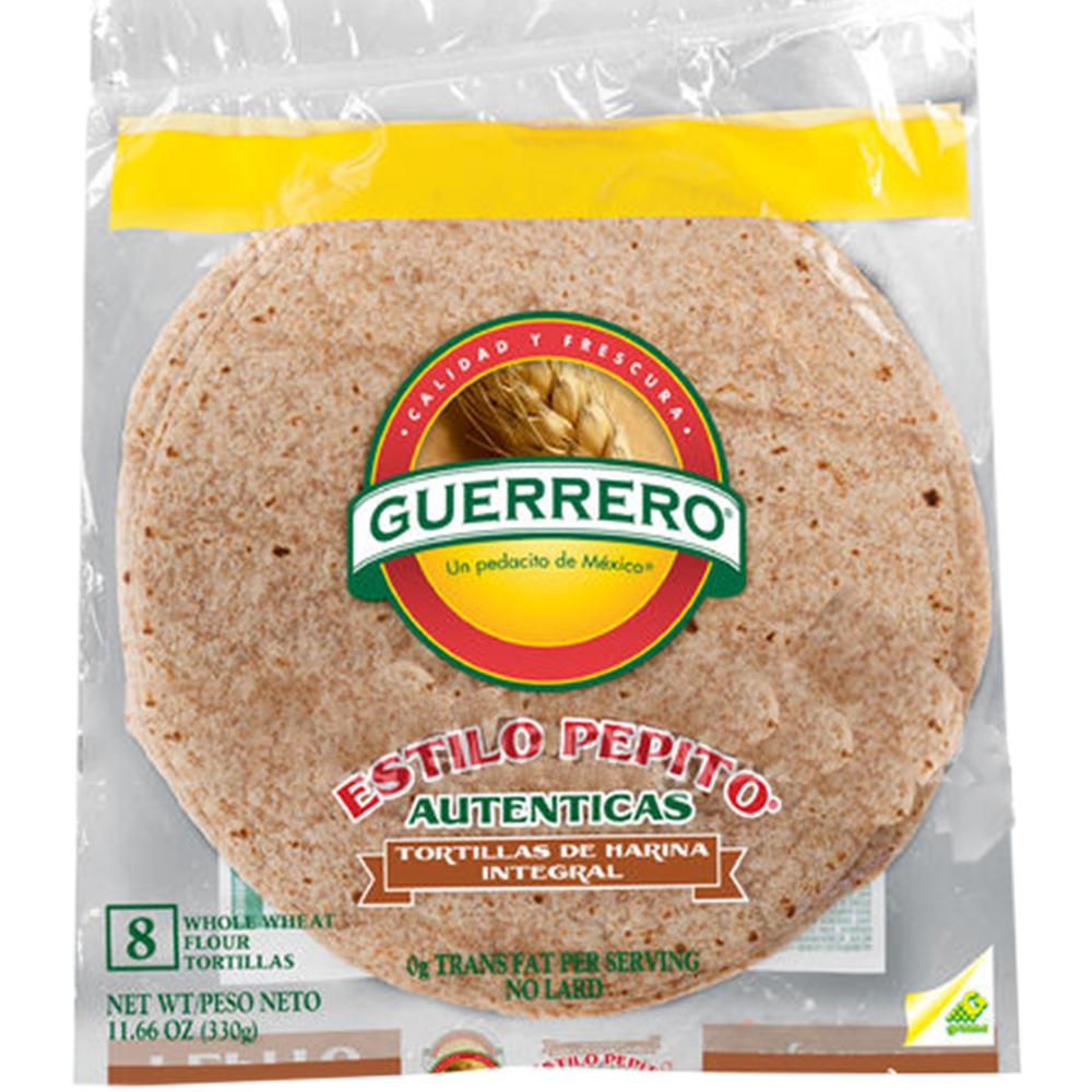 Guerrero Tortilla Bulk Case 30