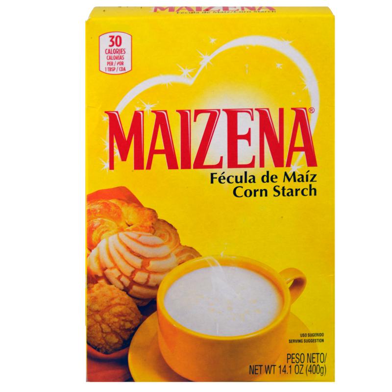 Maizena Corn Starch Bulk Case 4