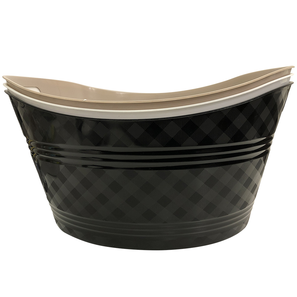 Momentum Brands Oval Tub Bulk Case 24