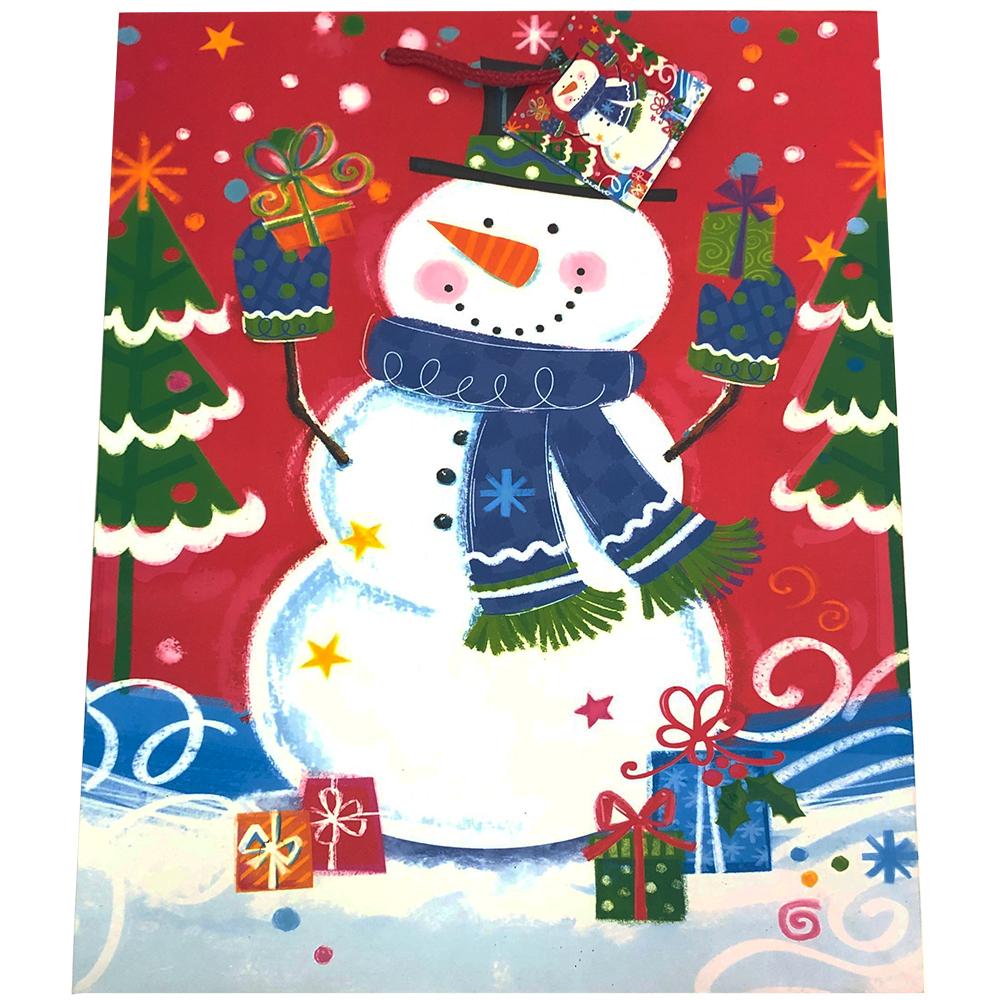 Christmas Gift Bags Bulk.Momentum Brands Christmas Gift Bags Bulk Case 48