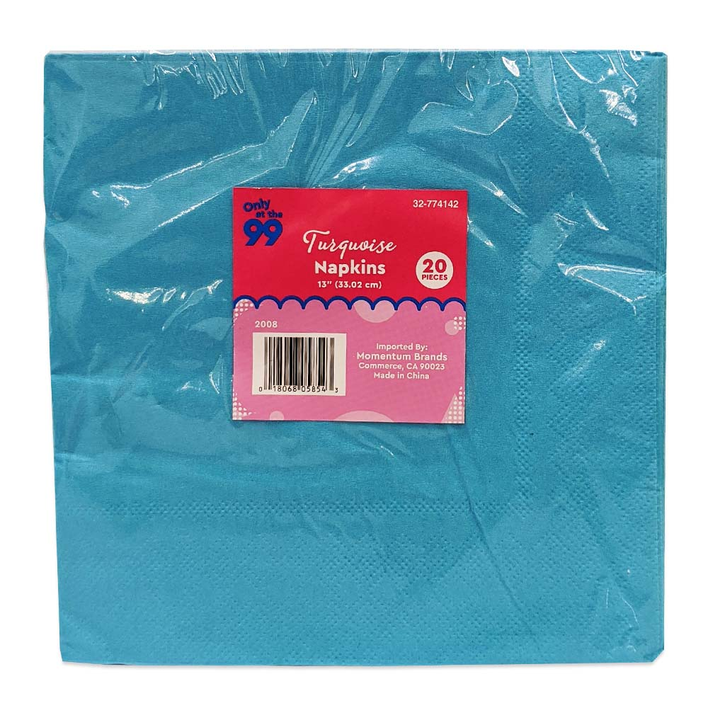 Pack of 36 bulk buys Frog Pond Fun Lunch Napkins