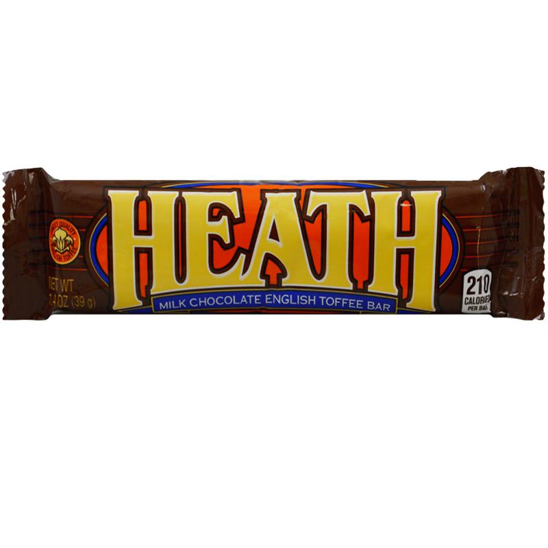 Heath Chocolate Bar Bulk Case 432