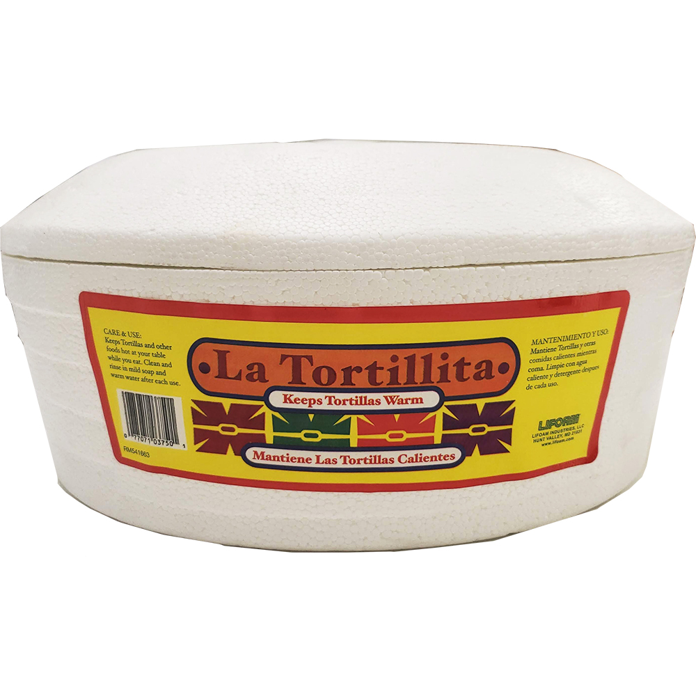 Momentum Brands Tortilla Warmer Bulk Case 36