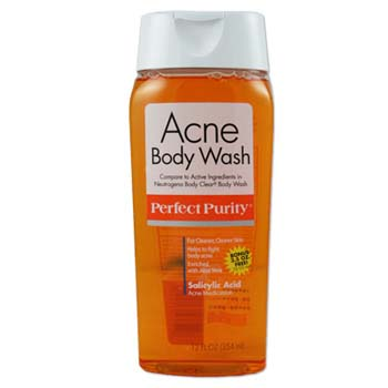 Acne Body Wash