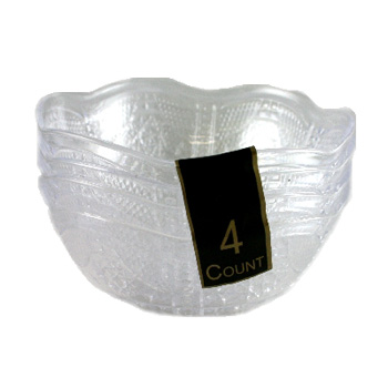 Crystal Cut Bowl