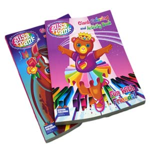 Lisa Frank Giant Book