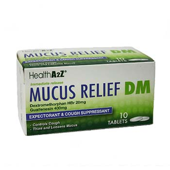 Mucus Relief DM