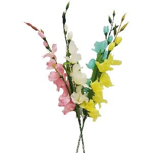Artificial Single Stem Gladiolus