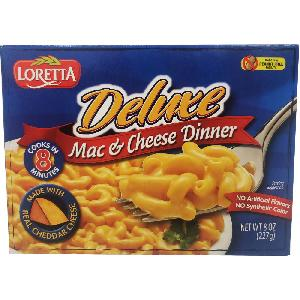 Mac & Cheese Dinner