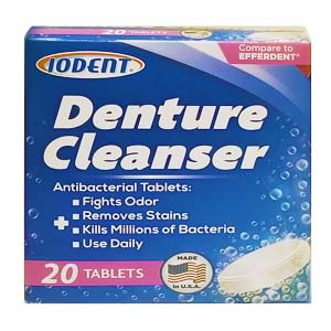 Denture Cleanser