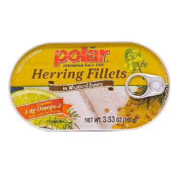 Herring Fillets