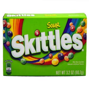 Sour Bite Size Candy