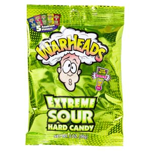Grocery Store Item - Extreme Sour