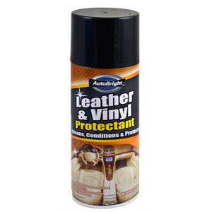 Auto Leather-Vinyl Protectant