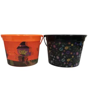 Halloween Treat Pail
