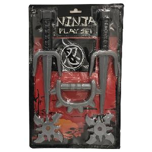 Ninja Warrior Playset