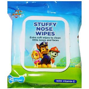 Kids Nose Wipes