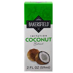 Grocery Store Item - Coconut Extract