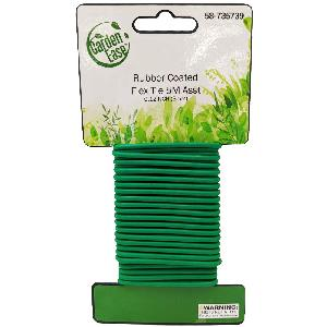 Garden Rubber Coated Flex Tie
