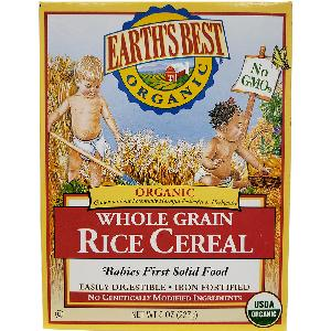 Whole Grain Rice Cereal