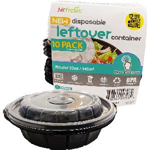 Leftovers Container
