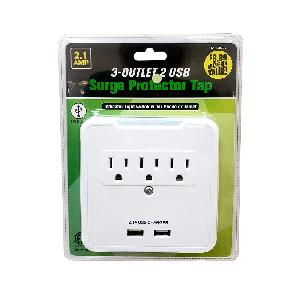 3 Wall Outlet