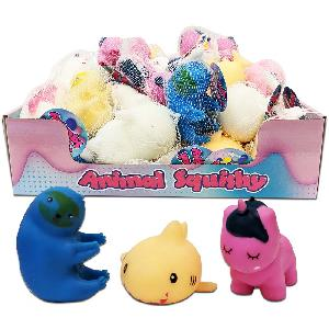 Animal Squishy Toy