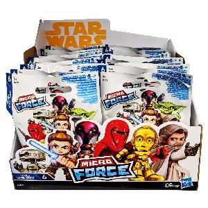 Star Wars Micro Force Toys