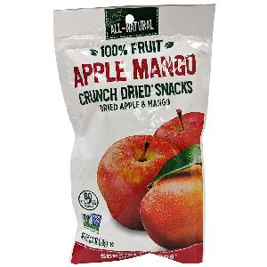 Apple Mango Dried Fruit Snack