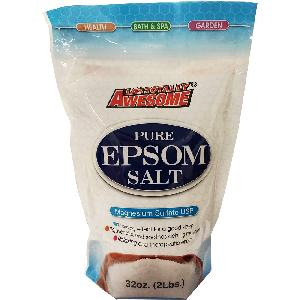 Epsom Salt Bag