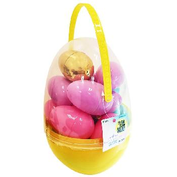 Easter Plastic Egg Container