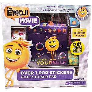 Emoji Movie Sticker Box
