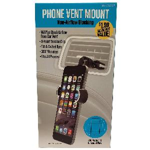 Cell Phone Vent Holder