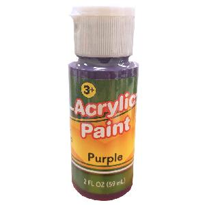 Acrylic Paint Bottle